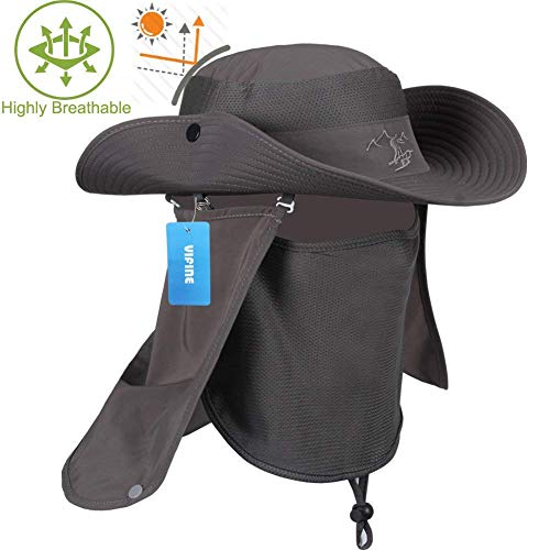 169a4679 Neck Flap hat surrounded by one piece large shawl with button, removable  face mask and a windproof strip, It provide 360 degree protection. 3.