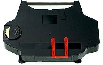 Nuevo Negro Correctable película cinta de máquina de escribir para; superior de repuesto para Adler