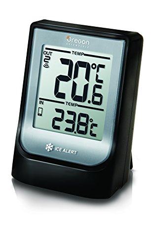 Oregon Scientific EMR 211 Thermo Intérieur/ Extérieur Bluetooth Gris/Noir