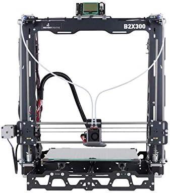 Kit de impresora 3D DIY B2X300, doble extrusión, multimaterial + 2 ...