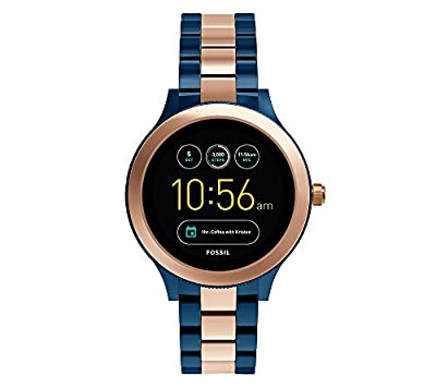 Fossil Women's Two-Tone Multi Function Venture Smart Watch