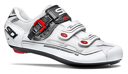 Sidi Genius 7 Mega Road Schuhe Weiß
