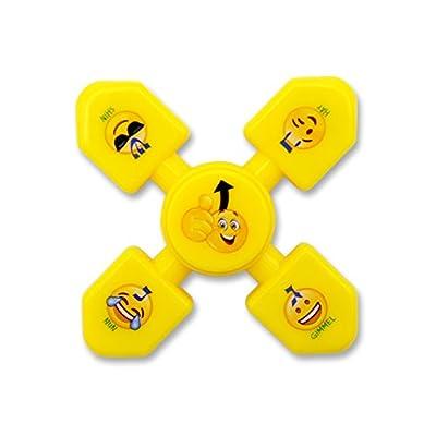 Hanukkah Dreidel Spinner (Yellow): Toys & Games