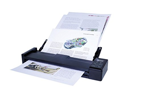IRIS IRIScan Pro 3 Portable Scanner Black 458071