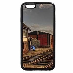 iPhone 6S Plus Case, iPhone 6 Plus Case, Train Station