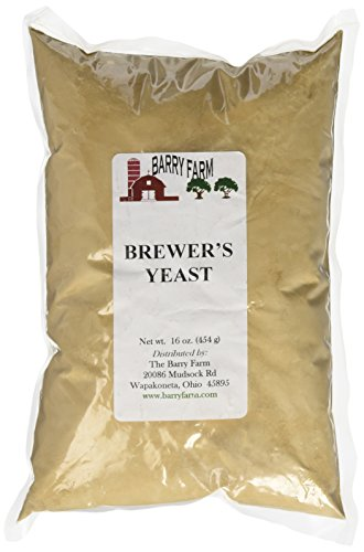 Brewers Yeast, 1 lb.