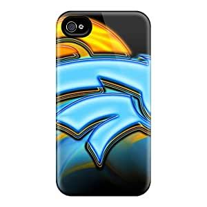 Perfect Hard Phone Covers For Iphone 6 (anp6696XheL) Allow Personal Design High-definition Denver Broncos Series