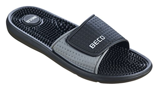 Slipper nero Slipper nero Beco nero Beco Slipper Beco Slipper Beco PdqtRxZq