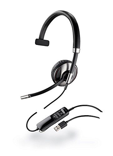 (Plantronics Blackwire C710-M Wired Headset - Retail Packaging -)