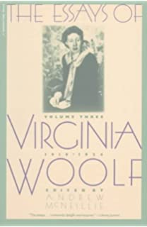 com the essays of virginia woolf vol  the essays of virginia woolf vol 3 1919 1924