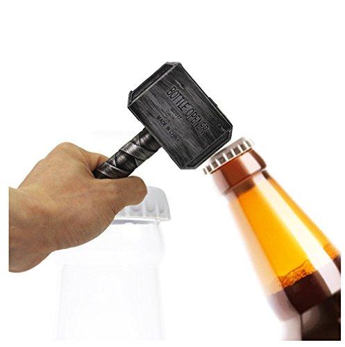 Bottle Opener,Personalised Toys Mighty Thor's Hammer Sculpted Beer Bottle Opener