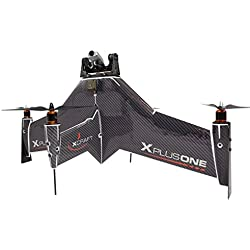 Xcraft XPlusOne Quadcopter Drone X PlusOne HD Advanced: X PlusOne + Runcam HD + Gimbal