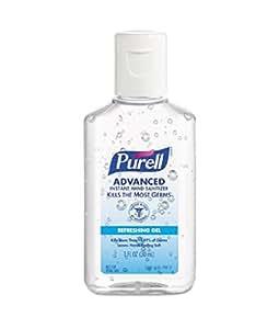 Purell Advanced Hand Sanitizer Gel 1 OZ Travel Size (3)
