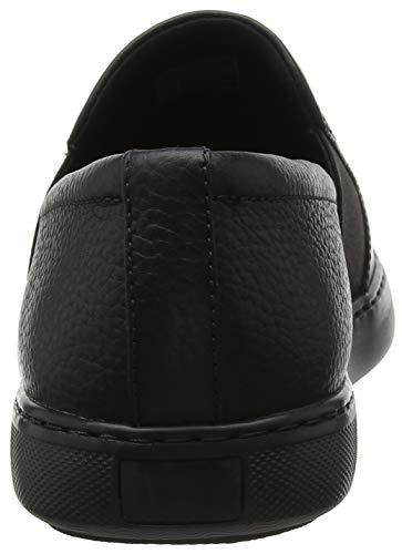 Hombre Collins On Fitflop Mocasines 001 para Negro Black Slip fpqxRFz