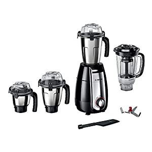 Bosch Appliances TrueMixx Pro Mixer Grinder, 750W, 4 Jars