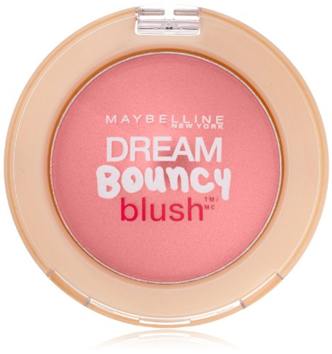 Maybelline New York Dream Bouncy Blush, Fresh Pink, 0.19 Ounce