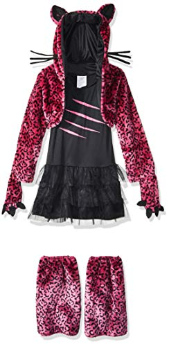 Costume Culture Bad Kitty Girl's Costume, Pink, Medium]()