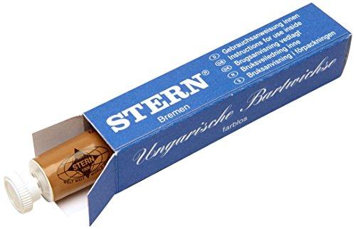 Stern Ungarische Bartwichse Wachs, farblos, 1er Pack (1 x  8 ml)