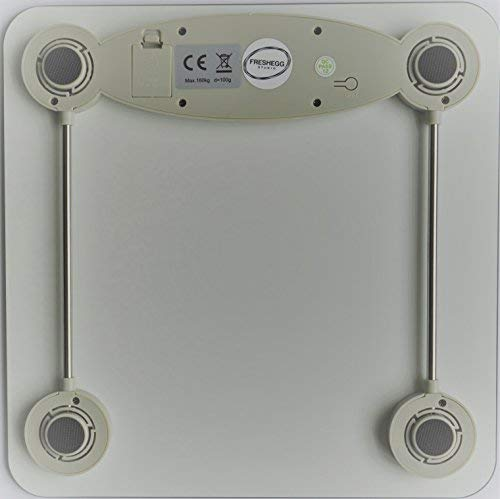 Fresh Egg Body Weight Includes 1 Spare! Best and Precise Modern Designer Tempered Lbs Stone