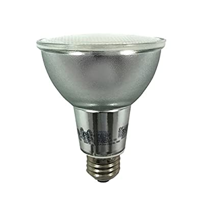 Sylvania 78228 - LED13PAR30LNDIM830FL40GL1W 13-Watt (75W Equal) 3000K PAR30LN Dimmable FL40 Ultra LED Glass Lamp