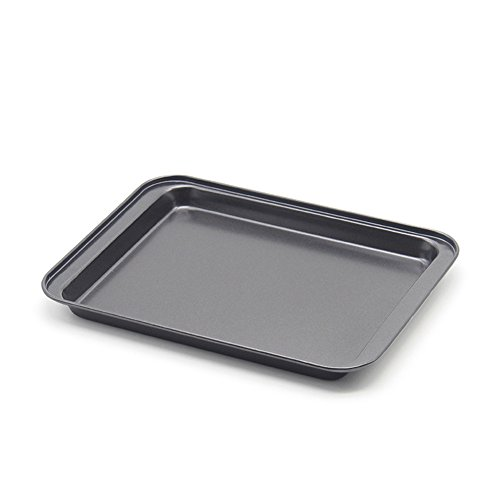 SS&CC Non Stick 8 Inch Oven Baking and Cookie Sheet Heavy-gauge Steel