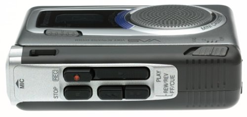 Panasonic RQL30 Mini Cassette Recorder