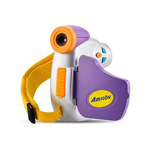 "1080P Children Kid Digital Video Camera 1.44"" Colorful Display Multiple Languages Christmas Gift"