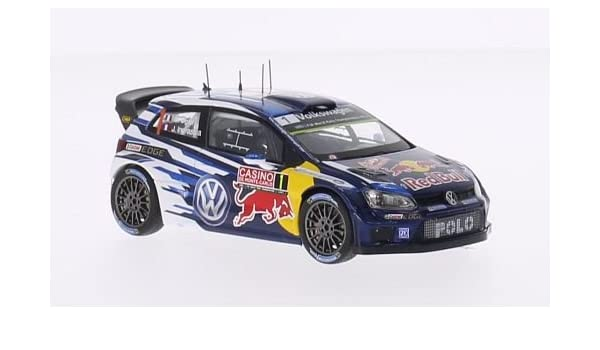 VW Polo R WRC, No. 1, Volkswagen Motor Sport, Red Bull, Rallye WM ...