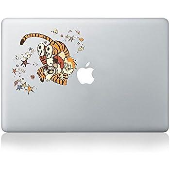 Amazon.com: Calvin y Hobbes Tumbling Pegatina de Vinilo Para ...