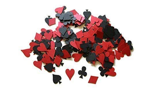 - Casino Night Poker Confetti - 200 Pieces