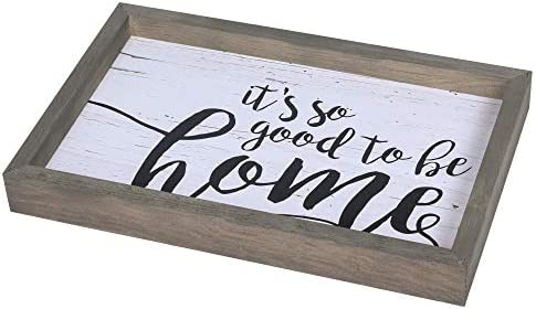 Nat999Lily Its So Good to Be Home Sign Wood Sign Gifts for Mom Gifts for Her Rustic Country Home Decor Farmhouse Sign Farmhouse Decor