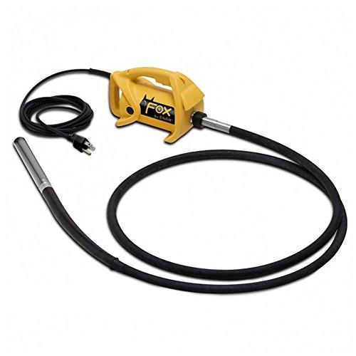 FOX 2HP Electric Concrete Vibrator 115V (Vibrator Tool Concrete)