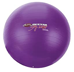Weaver Leather Stacy Westfall Activity Ball, Small, Purple