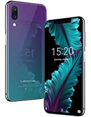 UMIDIGI One Smartphone Libre Android 8.1 Oreo Dual 4G Volte SIM Smartphone 4GB + 32GB Globale Versión 5.9 Zoll 19: 9 FD + Notch-Display Dual Kameras (12MP + 5MP)