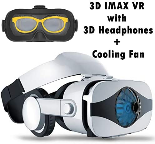 Headset Virtual Reality Headphone Compatible product image