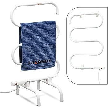Amazon Com Sharndy Freestanding Towel Warmers For