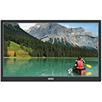 Jensen JE2417 24 inches 110V Wall Mount TV, AC power, White LED illumination, High Performance Wide 16:9 LCD panel, 1920 x 1080 full HD, 16.7 million colors