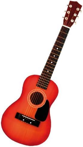 REIG- Guitarra española Madera 75 cm, Color oscurecida (REIG7062 ...