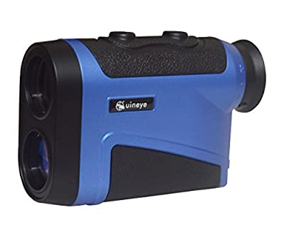 Golf Rangefinder - Range :1950, 1600,Yards, Bluetooth Compatible Laser Range Finder with Height, Angle, Horizontal Distance Measurement Perfect for Hunting, Golf, Engineering Survey from Uineye