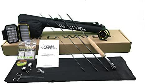 DELUXE Wild Water AX34-070-4 Complete Starter Package