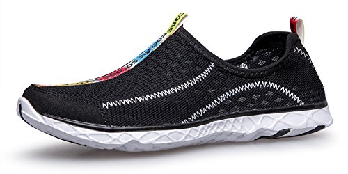 Water Quick Black Zhuanglin Shoes Women's Aqua Drying n6n47W
