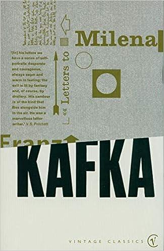 Letters To Milena Kafka Franz 9780749399450 Amazon Com Books