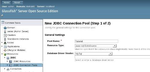 Download Connection Pooling in a Java Web Application with Glassfish and NetBeans Pdf