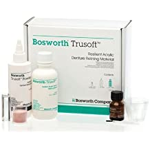 Bosworth 0921255 TRUSOFT Liquid, 8 oz Capacity