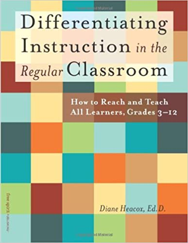 Amazon Differentiating Instruction In The Regular Classroom