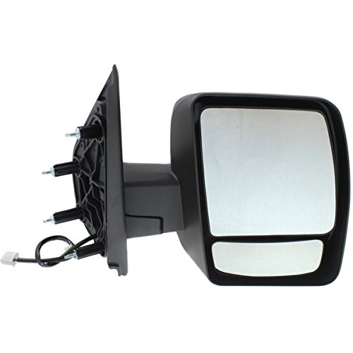 Elite7 Power Door Mirror For Nissan NV1500 2500 3500 NI1321233 Passengers RH Side View
