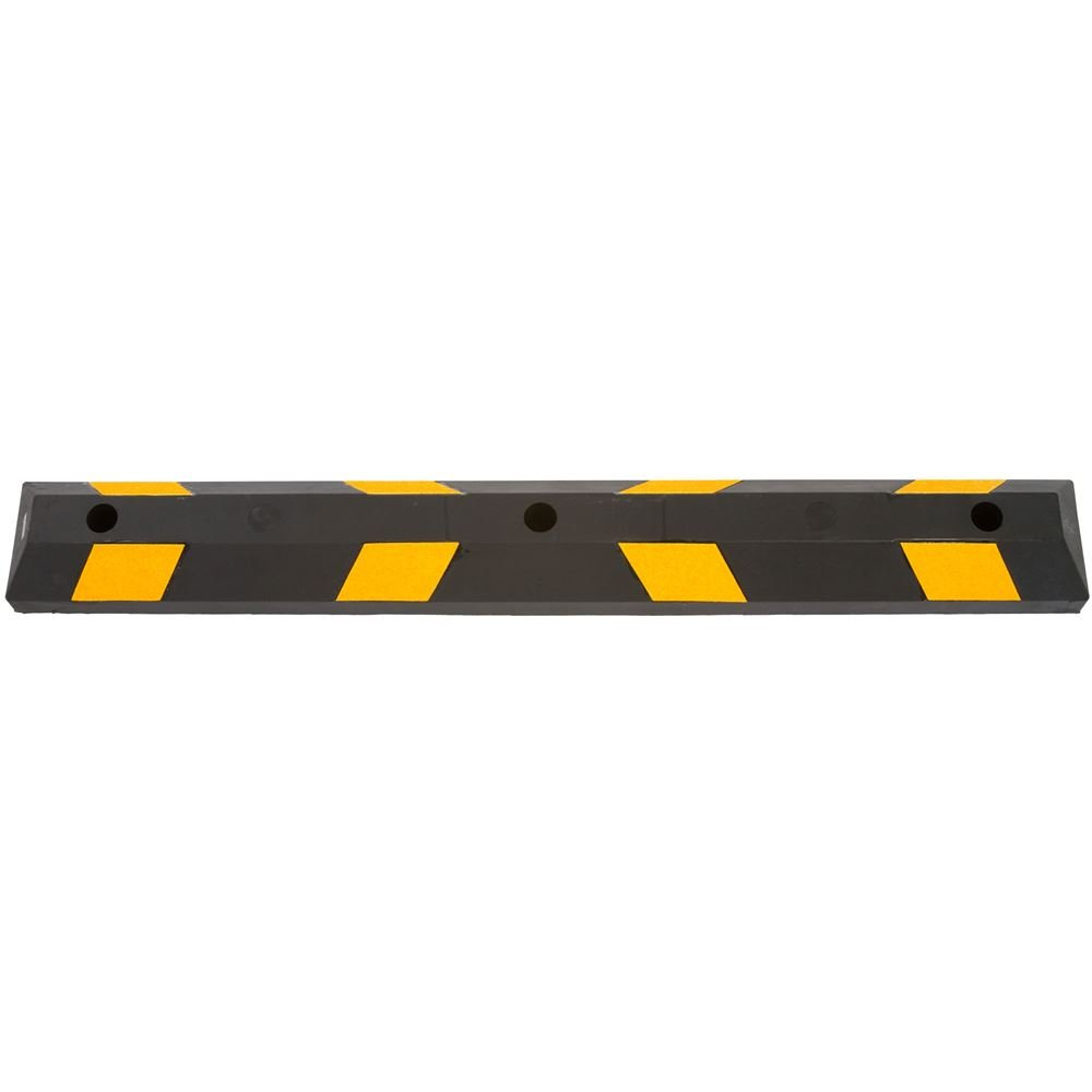 Guardian DH-PB-9 Heavy Duty Rubber Parking Curb-48 Long by Guardian (Image #4)