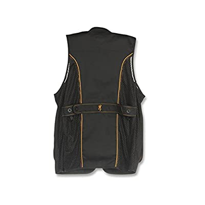 Browning Master-Lite Leather Patch Vest