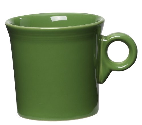Fiesta 10-1/4-Ounce Mug, Shamrock (Coffee Shamrock)