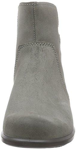 Doublure 25 Gris Chelsea Warm Touch Bottes Courtes B Femmes Grau Froide Grey Ecco TwO6B5
